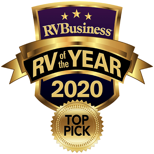 Avia 2020 Finalist, RB of the Year by RV Business