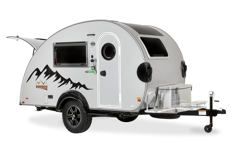 Tab Clamshell Camper