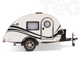 TAG Teardrop Trailer