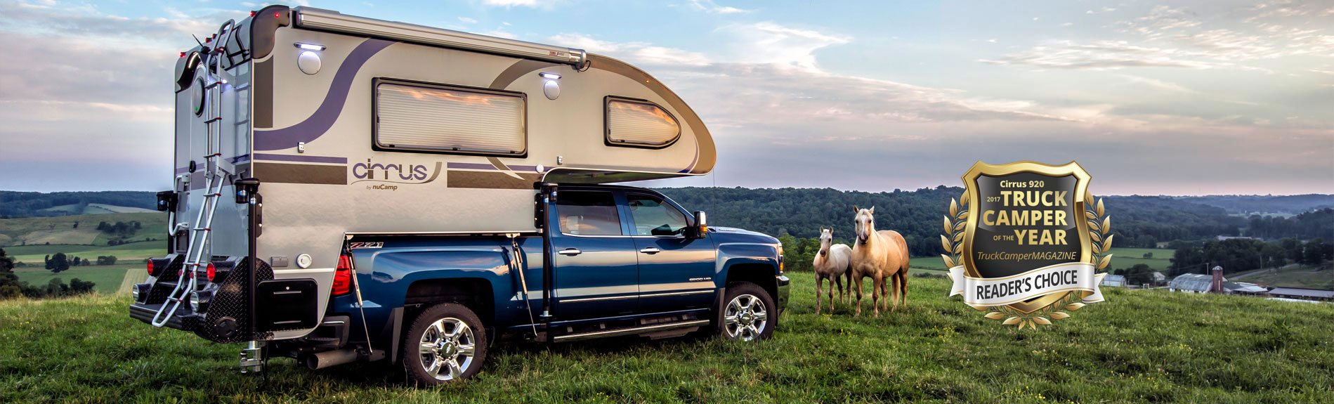 Cirrus Truck Campers Are Different Nucamp Rv