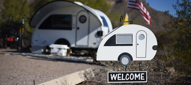Join the RV Community by connecting via RV organizations, clubs and forums