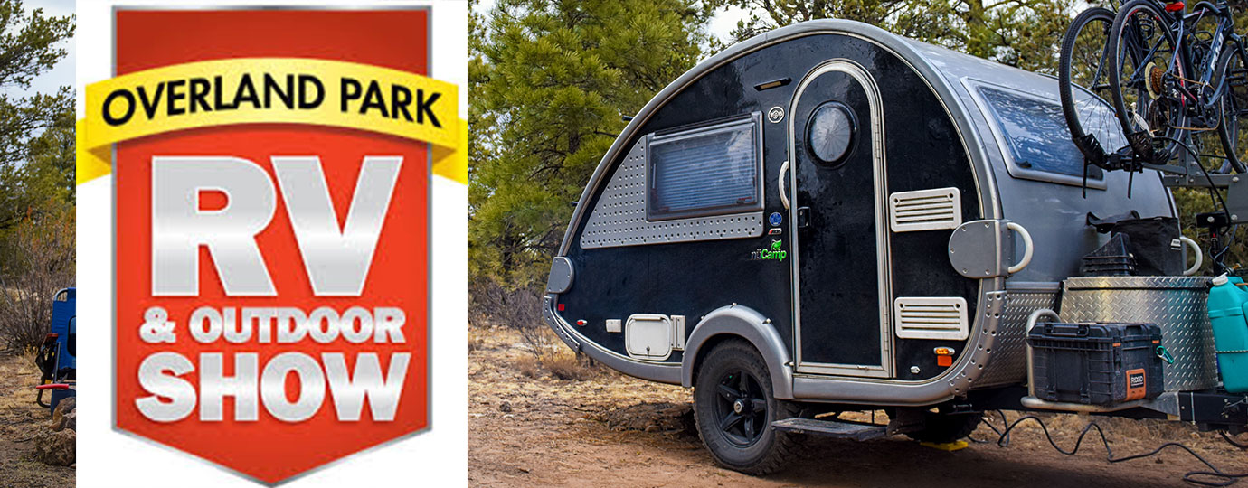 Overland Park RV and Outdoor Show - nuCamp RV