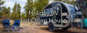 Holiday RV - Lot Open House