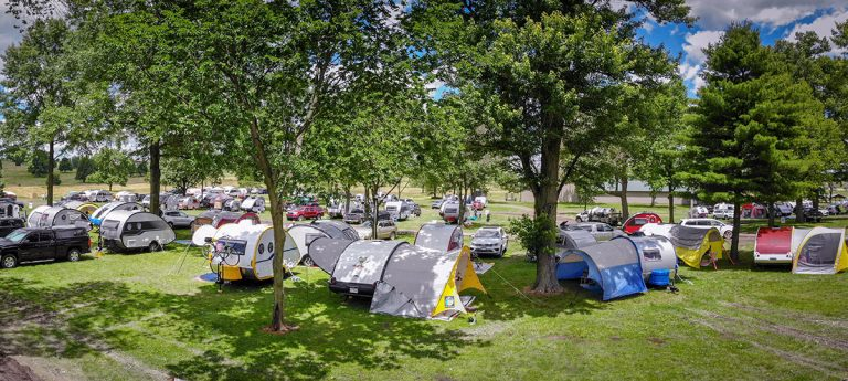 RV Rallies and Gatherings