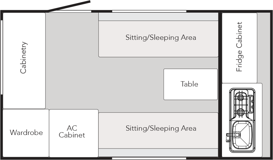 TAB CS Floor Plan