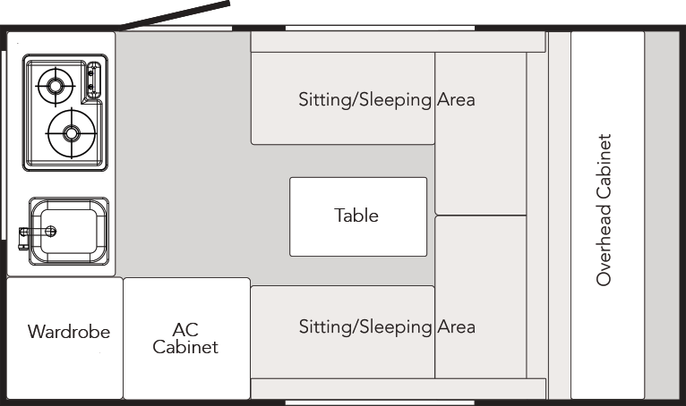 TAB U Floor Plan