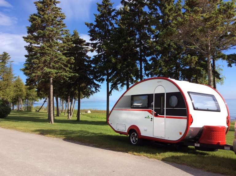 Camping at the Beach—5 RV-Friendly Locations on the West Coast