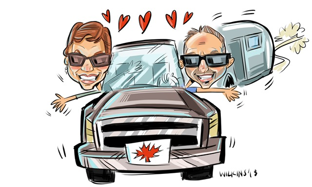 From Tent to TAB— Debra and Randy Vincze on RV-ing