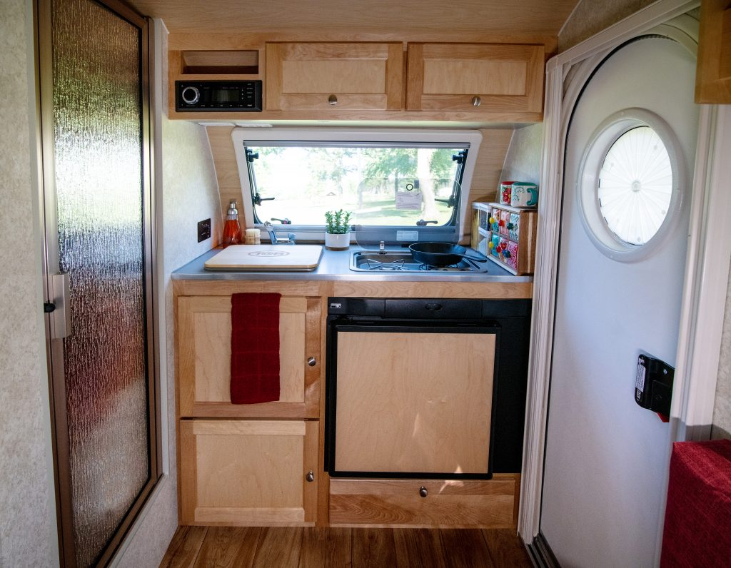 Camper Organizing Tips Making The Most Of Small Spaces Nucamp Rv