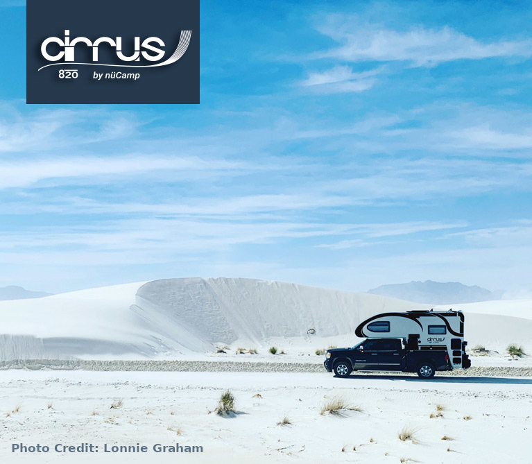 Cirrus 820 Specifications