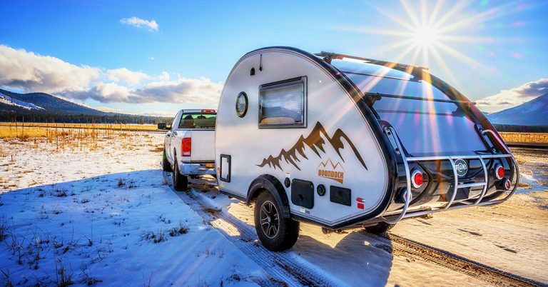 3 Steps to Winterizing Your RV
