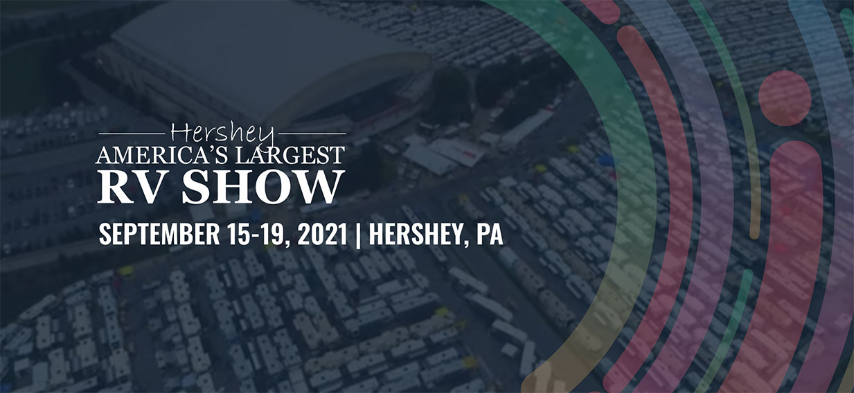nuCamp at the Hershey RV Show