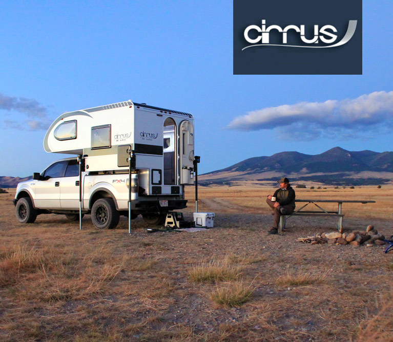 The Cirrus 620 Truck Camper