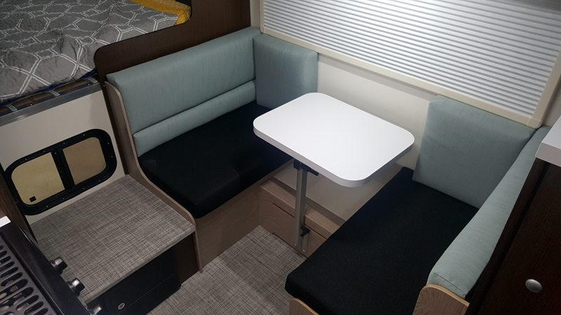 Lagun Table Base Cirrus Truck Camper Option