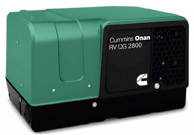 Cummins Onan Generator Cirrus Truck Camper Options