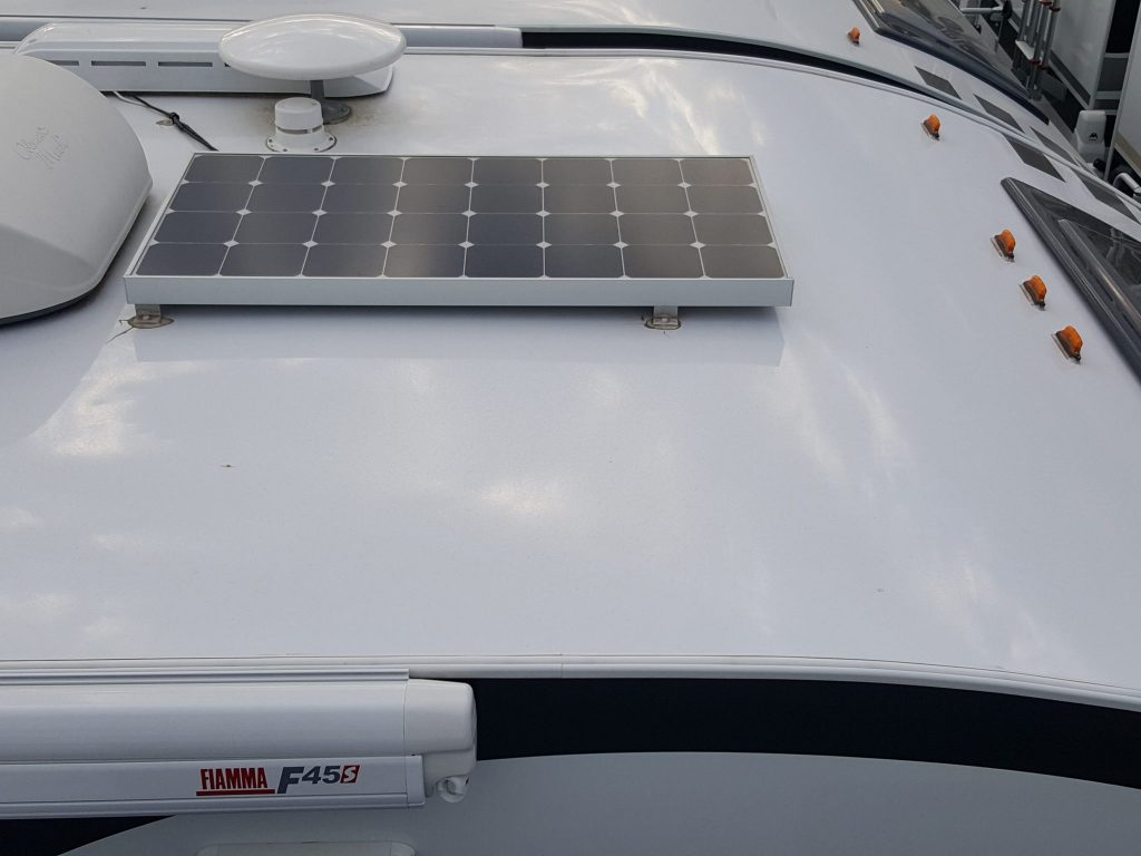 Solar Panel Kit Cirrus Truck Camper Option