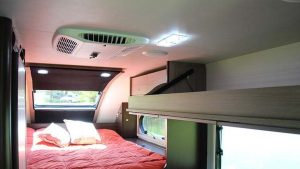 Cirrus Truck Camper features